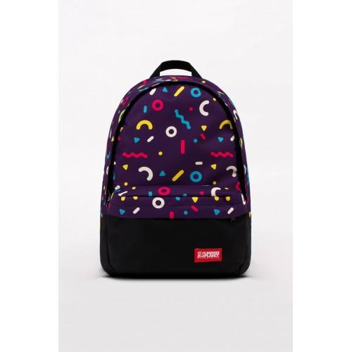 Рюкзак с принтом MAX CLR