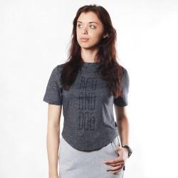 Женская футболка Slim Moulinet
