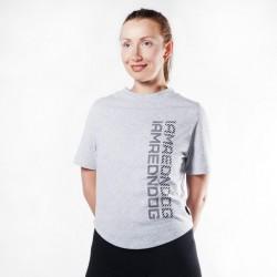 Женская футболка IamRND Grey