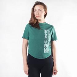 Женская футболка IamRND Grnarl