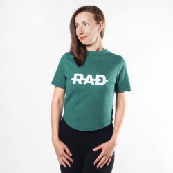 Женская футболка RAD Grnarl