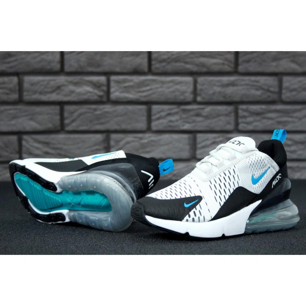 fba6d936e821 Кроссовки Nike Air Max 270 White black