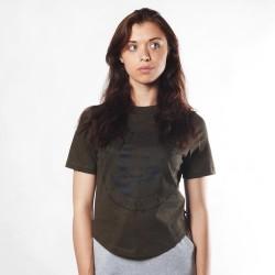 Женская футболка Rome Khaki