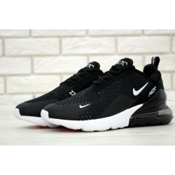Кроссовки Nike Air Max 270 Black with white