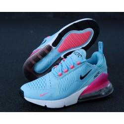 Кроссовки Nike Air Max 270 Pink blue