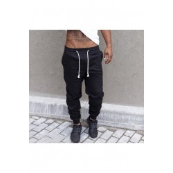 Штаны мужские чёрные