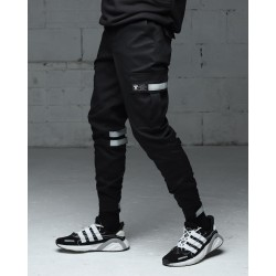 Зимние брюки карго