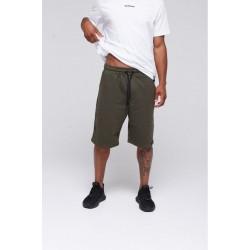 Мужские хлопковые шорты хаки