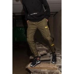 Спортивные штаны с карманами