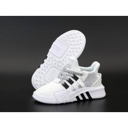 Кроссовки Adidas EQT Bask ADV White with black