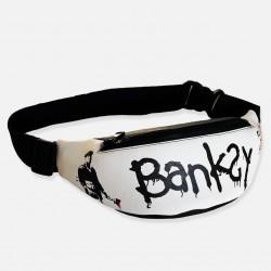 Поясная сумка BANKSY