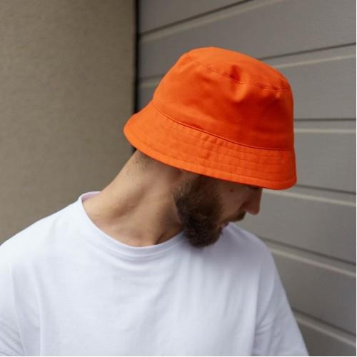 Комплект футболка шорты оранжевый