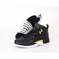 Nike Air Jordan Retro 12 XXI Black White