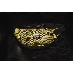 Сумка на пояс Cubex Yellow