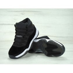 Nike Air Jordan 11 GS Heiress Black
