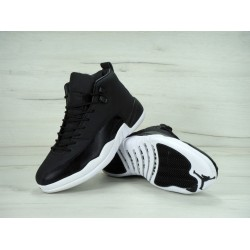 Nike Air Jordan 12 XXI Retro Black White