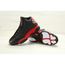 Nike Air Jordan 13 Black Red