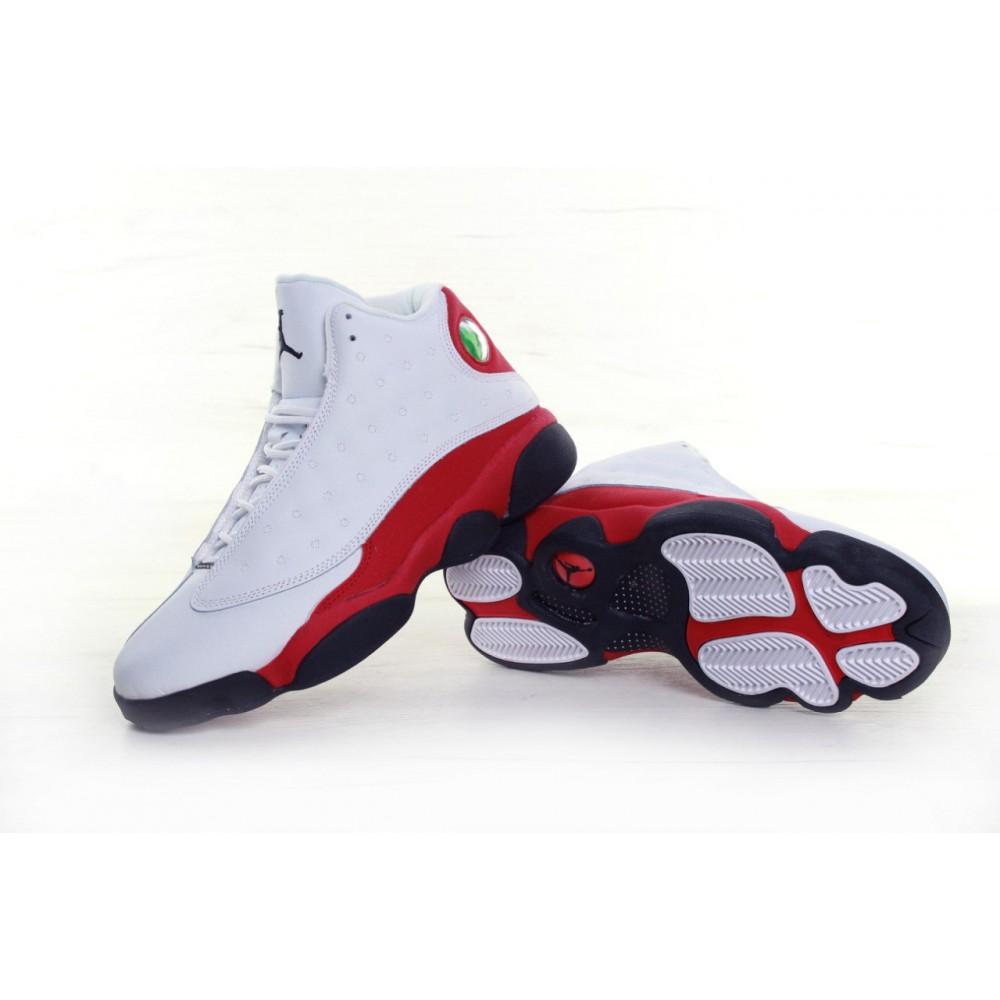 f4a97577bd92 Nike Air Jordan 13 White Red купить в Украине: Киев, Харьков ...