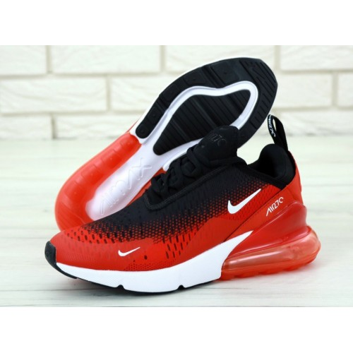 Кроссовки Nike Air Max 270 Black Red