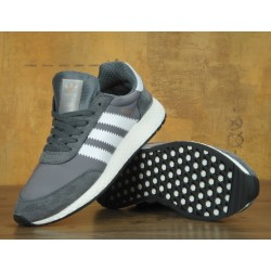 Кроссовки Adidas Iniki Grey White
