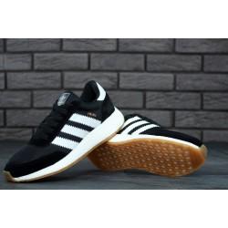 Кроссовки Adidas Iniki Runner Black White