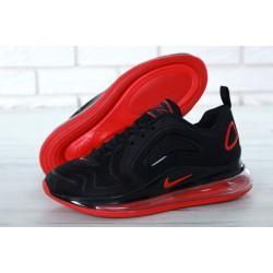 Кроссовки Nike Air Max 720 Black Red