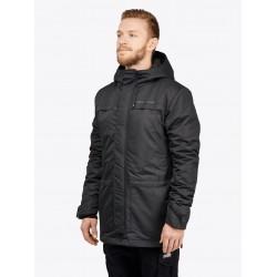 Чёрная мужская куртка