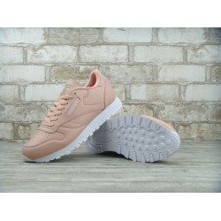 Кроссовки Reebok classic leather Rose Cloud