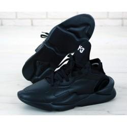 Кроссовки Adidas Y-3 Kaiwa Full Black