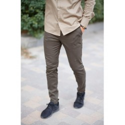 Мужские штаны Чиносы