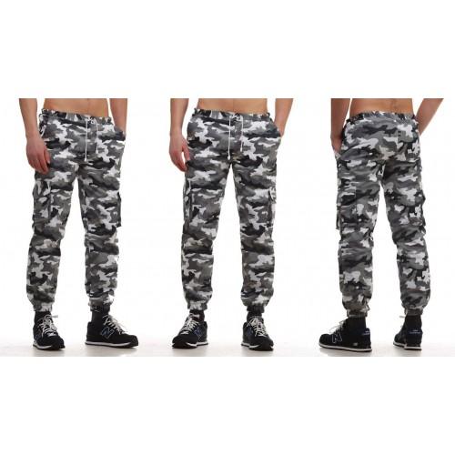 Зимние брюки карго Camo