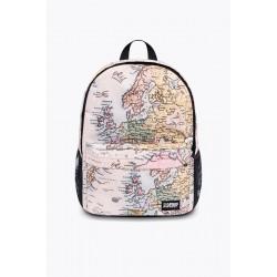 Рюкзак с картой