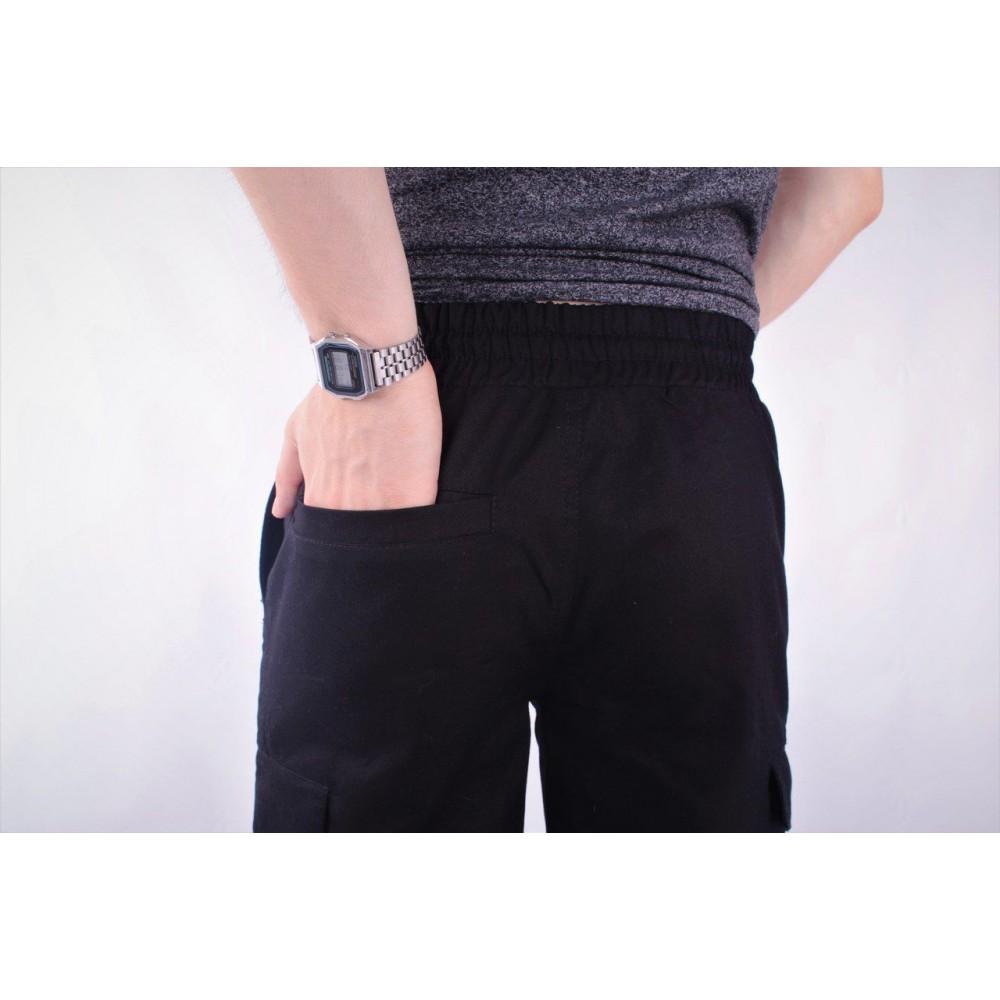 Мужские брюки карго купить доставка