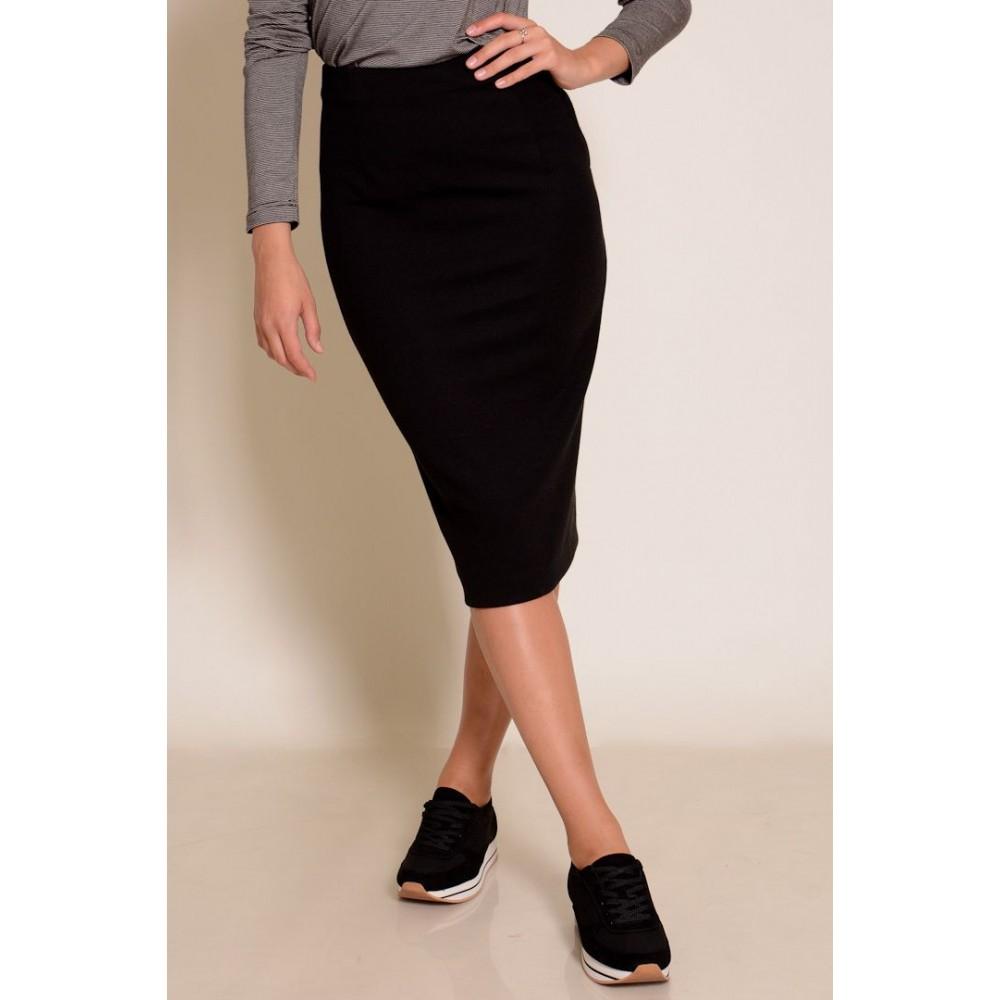 Купить черную юбку