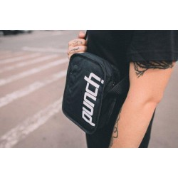 Тканевая мужская сумка через плечо