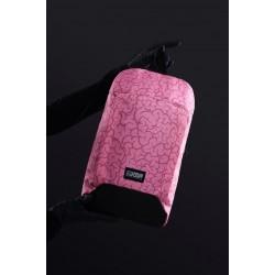 Маленький розовый рюкзак