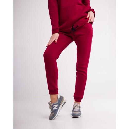 Зимние спортивные женские штаны