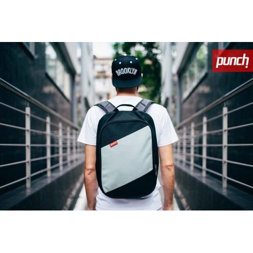 Рюкзак Punch Black-Grey