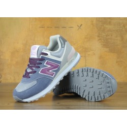Кроссовки New Balance 574 Purple Grey