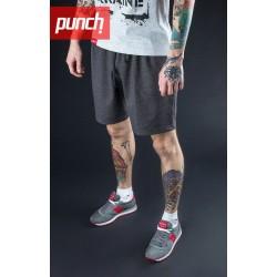 Шорты Punch серые