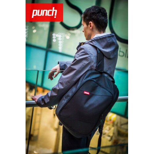 Рюкзак Punch-Black