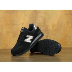 Кроссовки New Balance 574 Black Gold