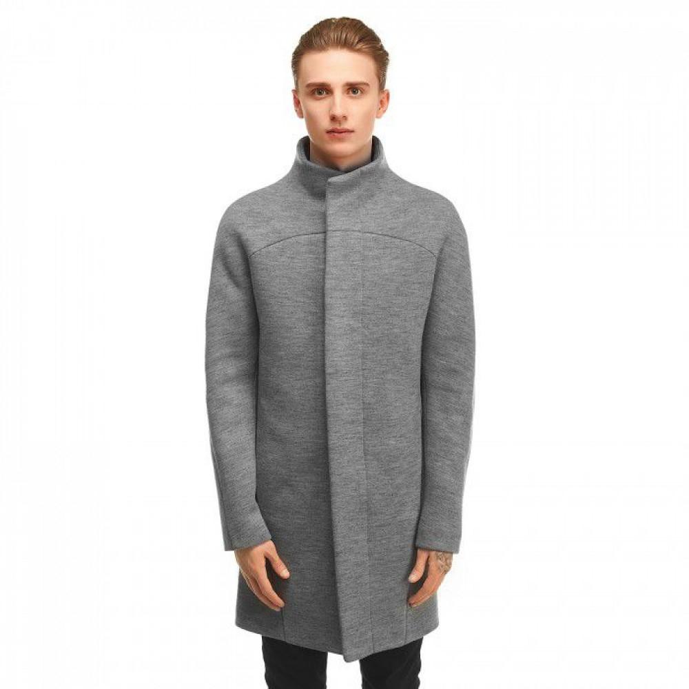 Купить серое пальто мужское купить в Украине  Киев 93a5e6c9a1fac