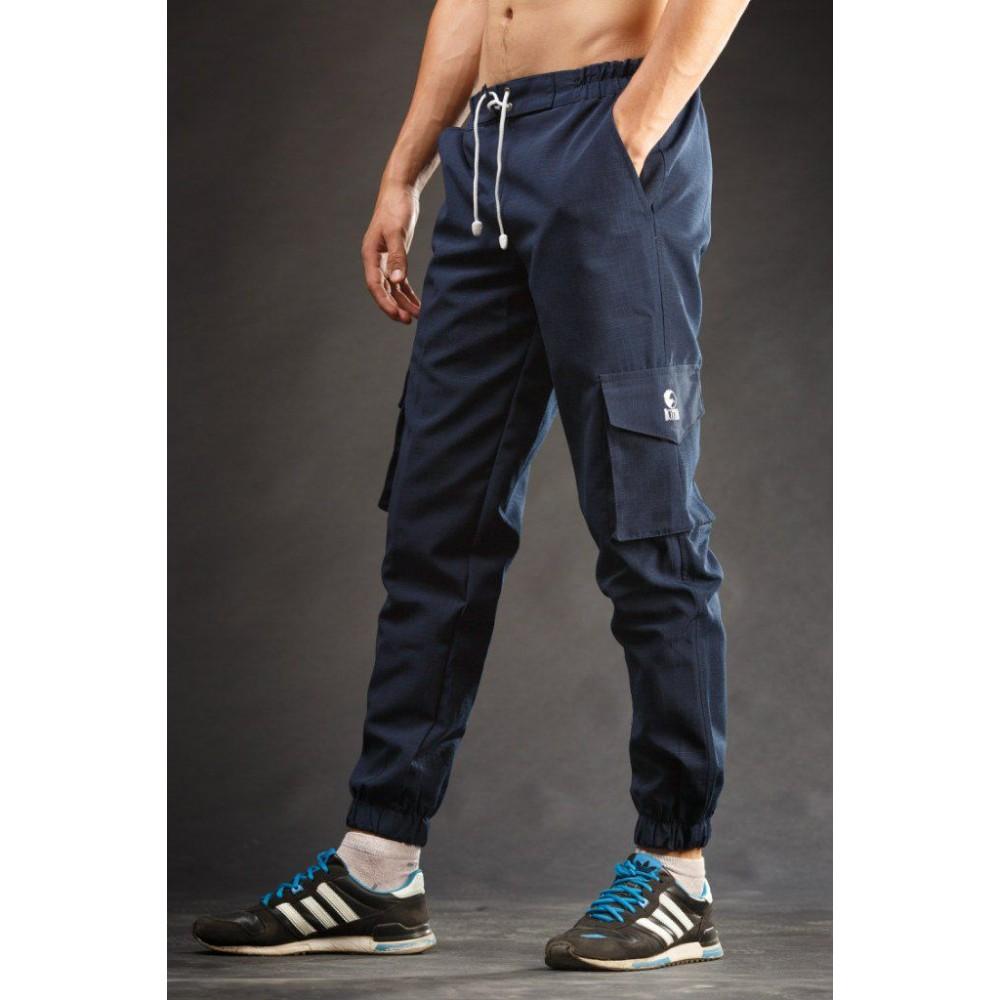 Купить зауженные брюки мужские доставка