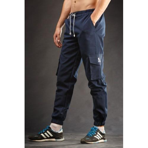 Зауженные штаны карго