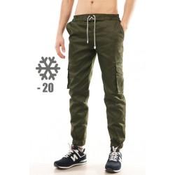 Тёплые зимние штаны