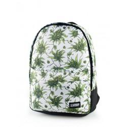 Рюкзак с принтом конопли