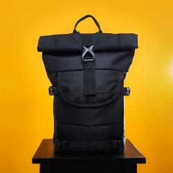 Рюкзак Roll Top чёрный
