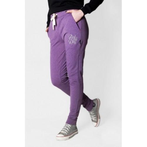 Спортивные штаны с манжетами женские