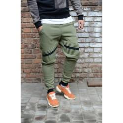 Зимние стеганные штаны